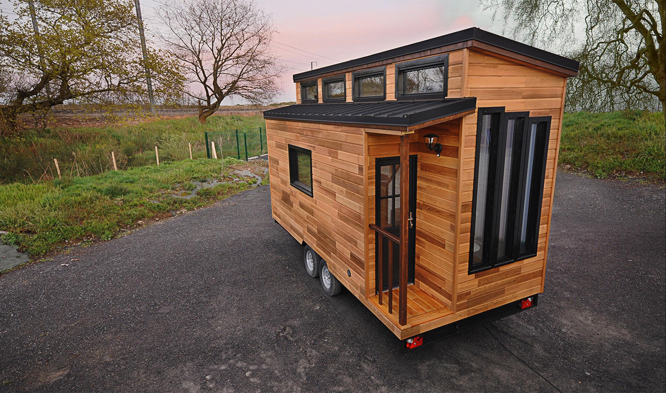 Salle De Bain Tiny House ~ tiny house escapade