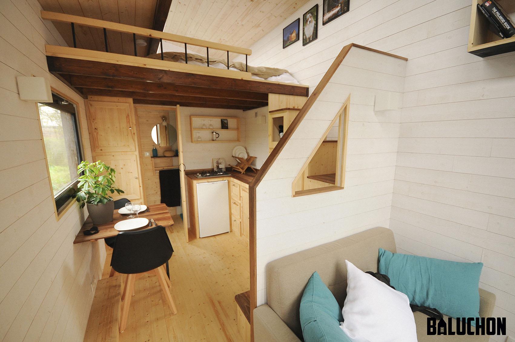 Tiny House Prix M2 tiny house escapade
