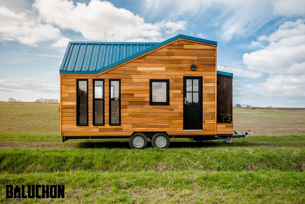 tiny house essen 39 ciel. Black Bedroom Furniture Sets. Home Design Ideas