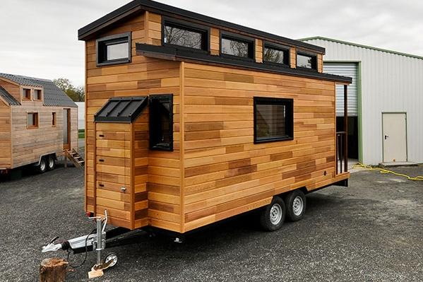 tiny house escapade. Black Bedroom Furniture Sets. Home Design Ideas